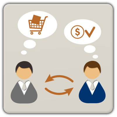 Allows customers to forward the purchase to someone else for approval and payment
